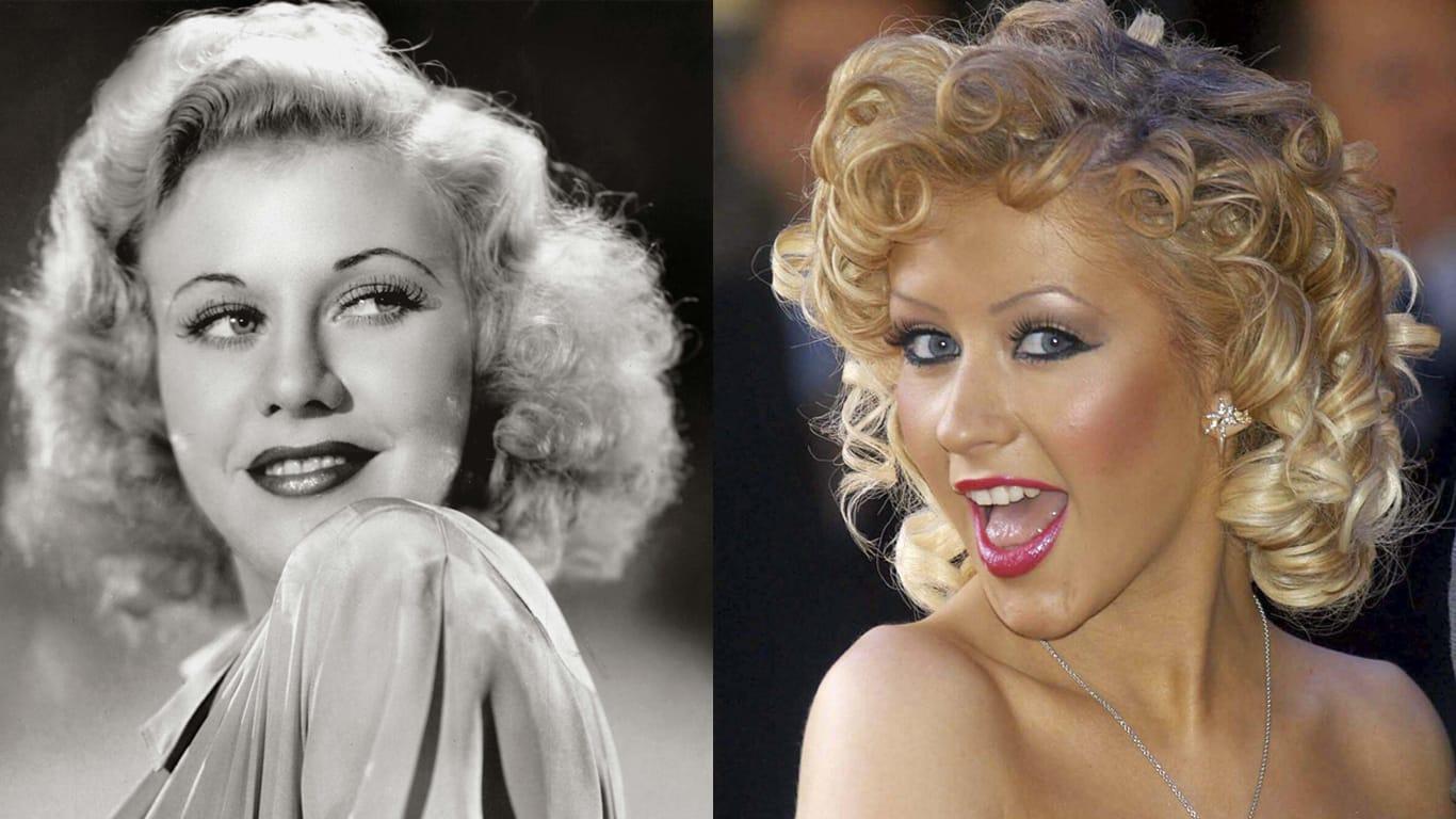 Les célébrités et leurs sosies vintage