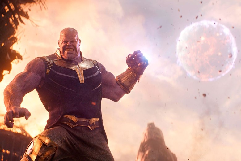 Thanos / Avengers : Infinity War
