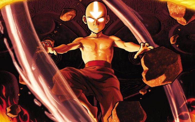 Avatar La légende d'Aang Netflix