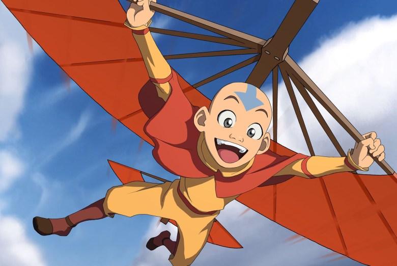 Avatar La légende d'Aang - Film