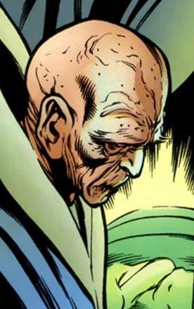 Celui qui endure - Loki - Marvel