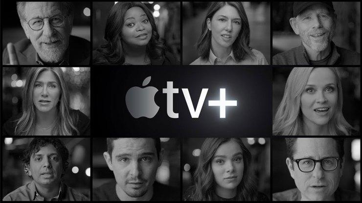Apple TV Plus : catalogue original, plateforme de streaming
