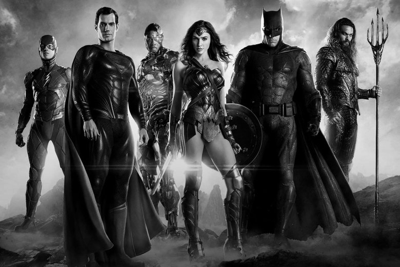 zack snyder's justice league 2021 hbo