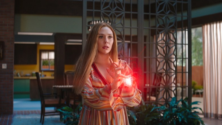 WandaVision (Scarlet Witch et Vision)