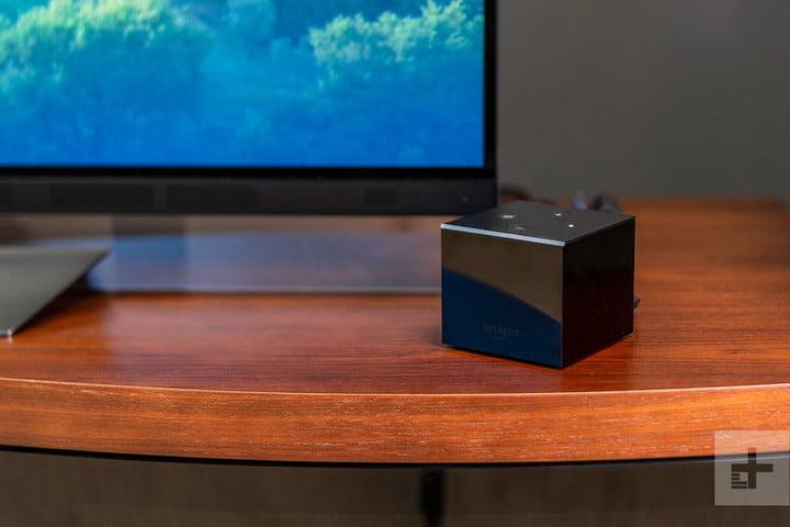 Amazon Fire TV Cube 2019, l'un des meilleurs appareils de streaming du marché.