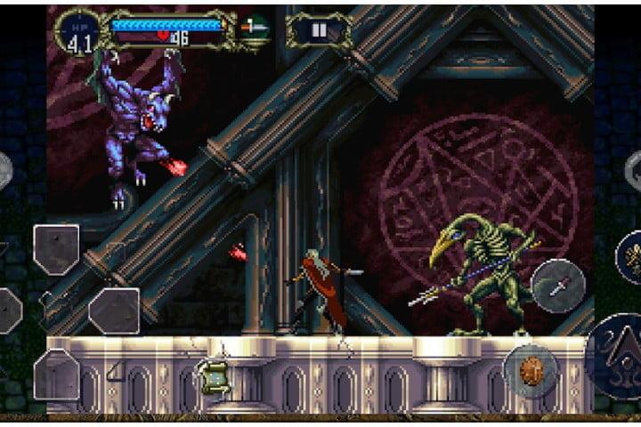 castlevania l'un des meilleurs jeux sur android