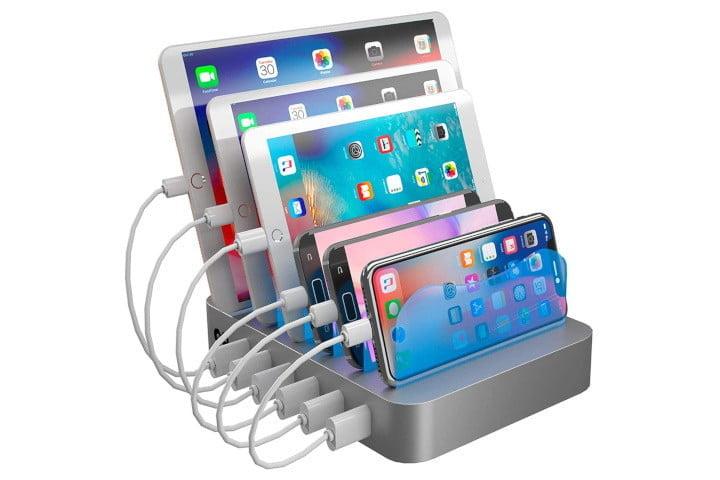 Station de charge Hercules Tuff, l'une des meilleures stations de charge pour l'iPhone