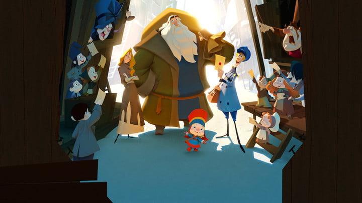 Klaus est l'un des meilleurs films pour enfants sur Netflix.