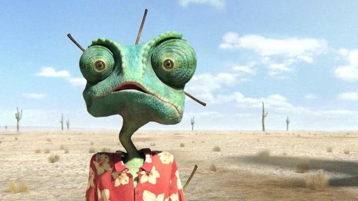 rango est l'un des meilleurs films pour enfants sur Netflix.