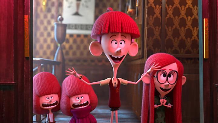 les willoughbys, un des meilleurs films pour enfants sur netflix