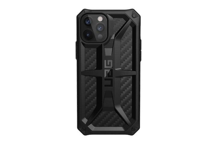 Dos de l'étui UAG Monarch pour iPhone 13 Pro.