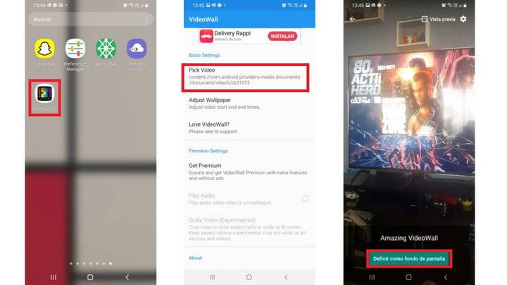 Comment définir une vidéo comme fond d'écran sur votre téléphone Android ?