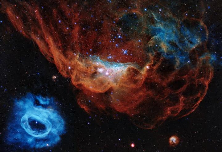 Récif cosmique