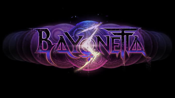 Logo utilisé pour le lancement de Bayonetta 3.
