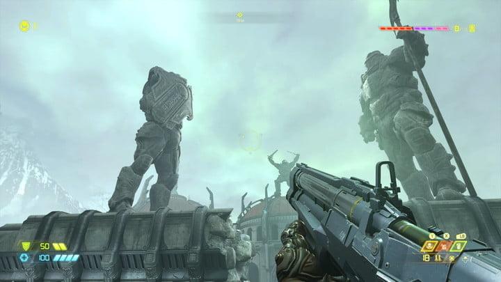 Doom Eternal est l'un des meilleurs jeux sur PS4