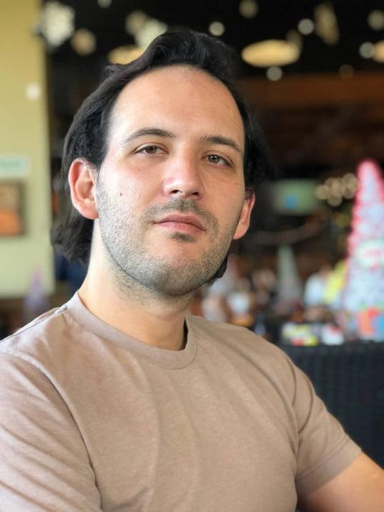 Aldo Turati, directeur de l'exploitation de Hyperbeard Games